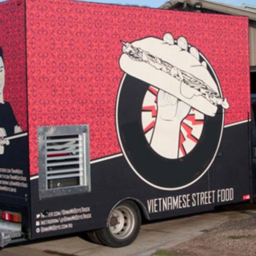 Viet food truck